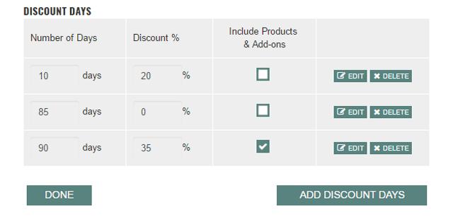 final days discount